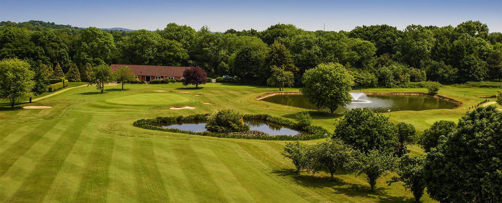 35+ Berks golf courses information